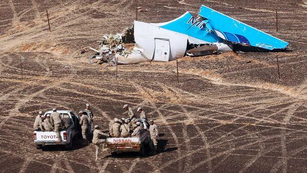 ロシア機墜落現場で機体の構造以外の物体が発見 - Sputnik 日本