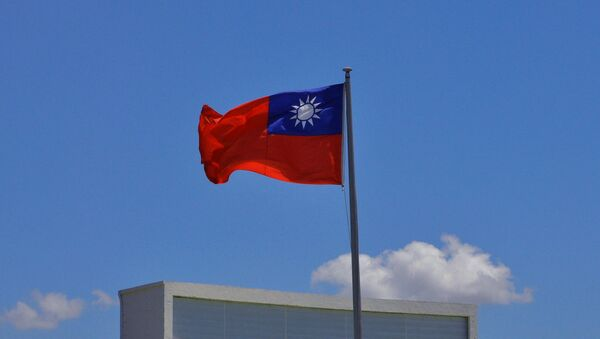 台湾の国旗 - Sputnik 日本
