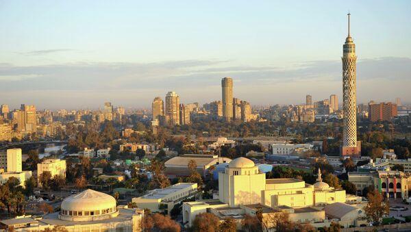 エジプトの首都カイロ - Sputnik 日本