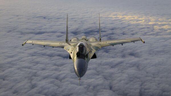 戦闘機Su-35 - Sputnik 日本