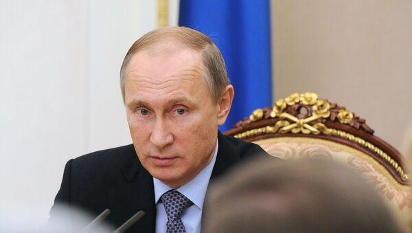 米国MD、真の目的は露の核ポテンシャルの中性化、プーチン大統領 - Sputnik 日本