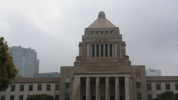 国会議事堂 - Sputnik 日本