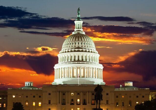 アメリカ合衆国議会議事堂
