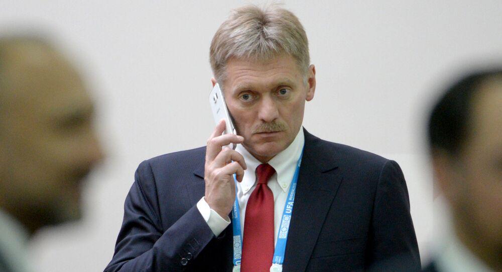 ペスコフ大統領報道官