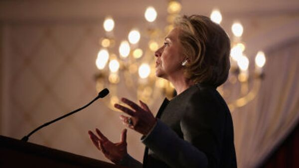 ヒラリー・クリントン - Sputnik 日本