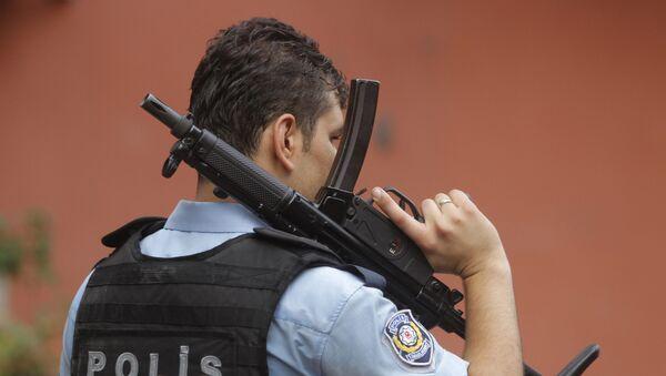 トルコ警察 - Sputnik 日本