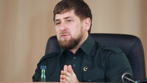 ロシア南部チェチェン共和国のカディロフ首長 - Sputnik 日本