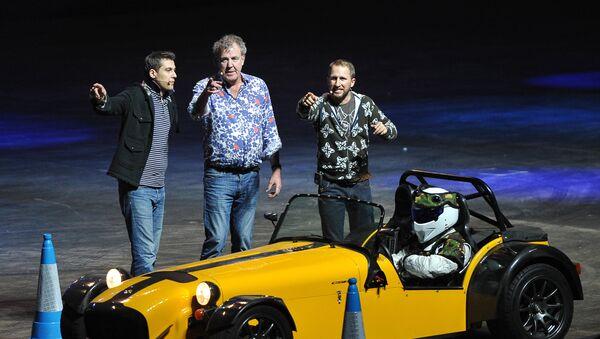人気テレビ番組Top Gear - Sputnik 日本