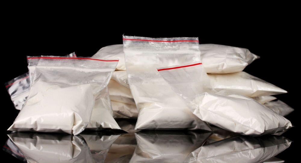 日本、60億円相当のコカインを押収