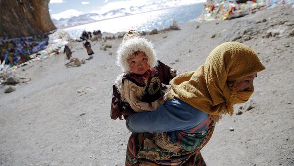 チベットでM6.4の地震発生、中国西部でも揺れ - Sputnik 日本