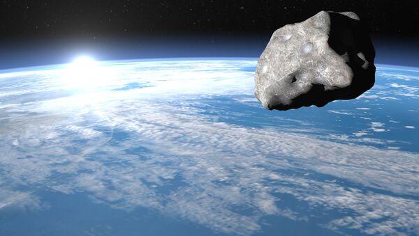 隕石 - Sputnik 日本