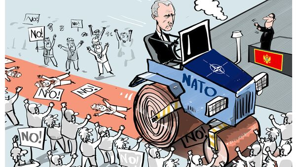 NATOローラーでさっさと均せ - Sputnik 日本