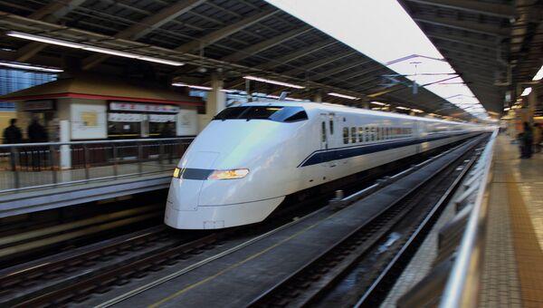 新幹線 - Sputnik 日本