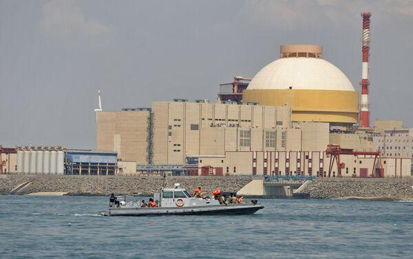 クダンクラム原子力発電所 - Sputnik 日本