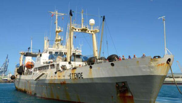 オホーツク海トロール漁船沈没 - Sputnik 日本