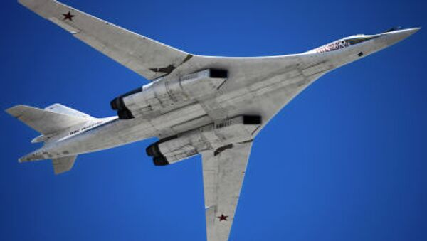 超音速戦略爆撃機「Tu-160」 - Sputnik 日本