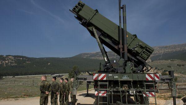 ドイツ、トルコから自身の地対空ミサイル「パトリオット」を引き上げる - Sputnik 日本