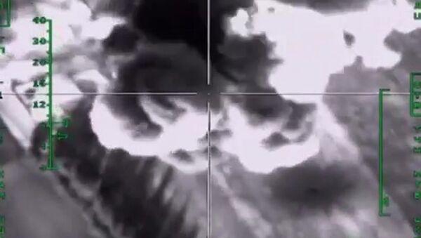 ロシア軍、シリア北西部イドリブ県のテロ施設に10回の空爆 - Sputnik 日本