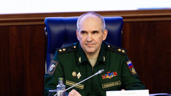 ロシア連邦軍参謀本部作戦総局長セルゲイ・ルツコイ中将 - Sputnik 日本
