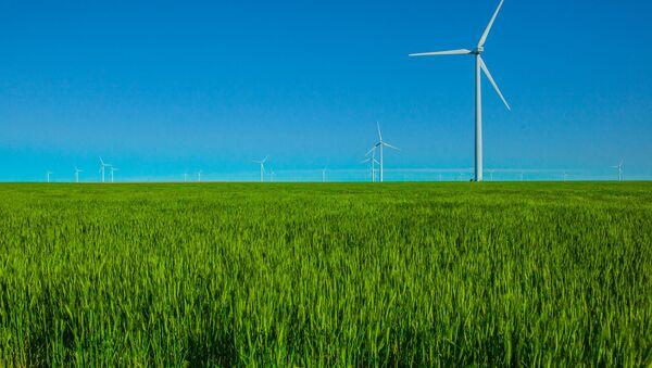 風力発電所 - Sputnik 日本
