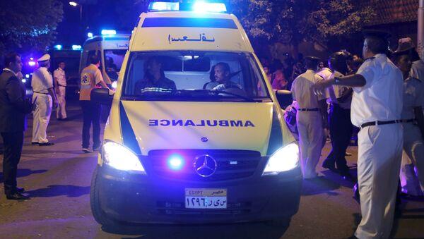 エジプトの救急車 - Sputnik 日本