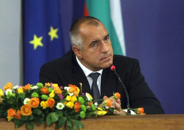 ボイコ・ボリソフ首相