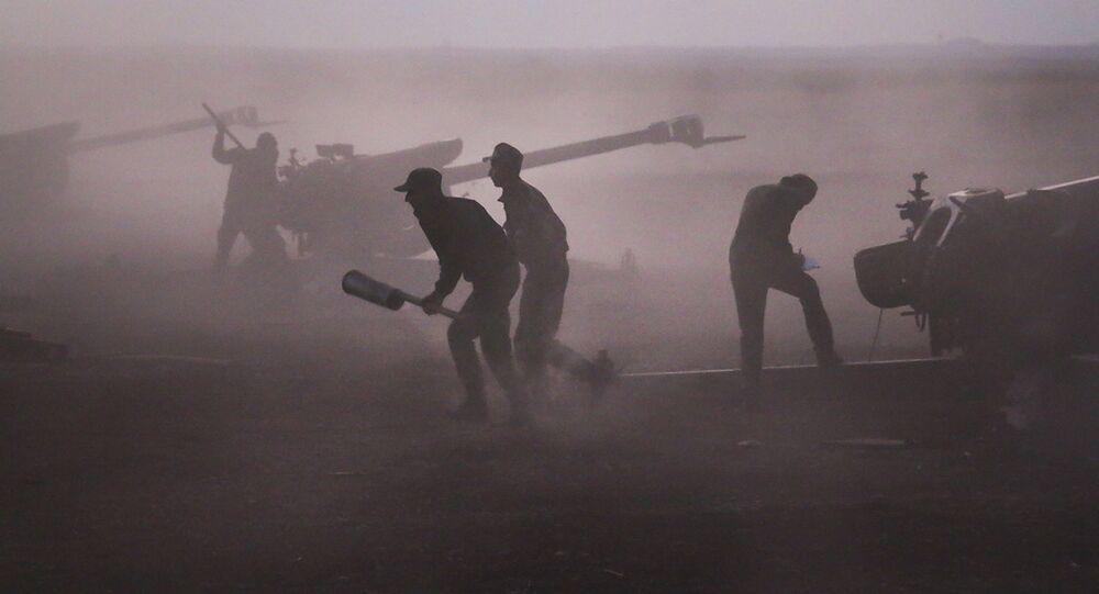 シリア軍、アル=ヌスラ戦線のラタキアにおける重要拠点を制圧