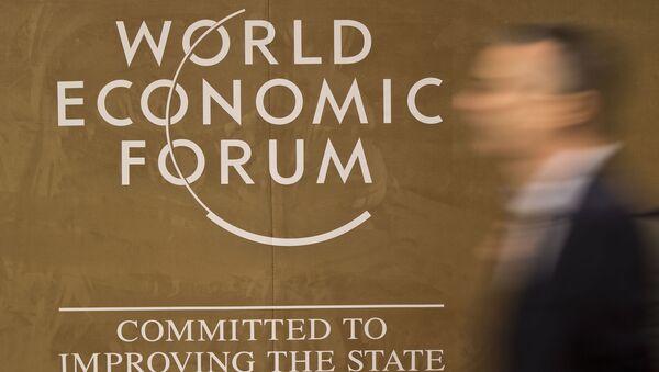 世界経済ファーラム - Sputnik 日本