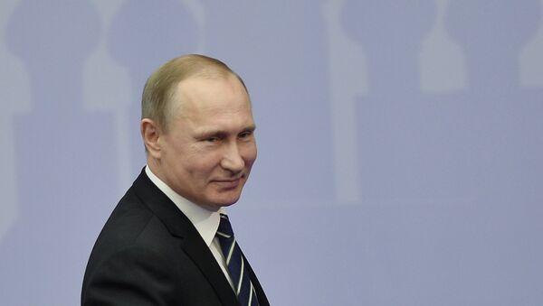 プーチン大統領、ルーブル安で「新たな可能性」が開ける - Sputnik 日本