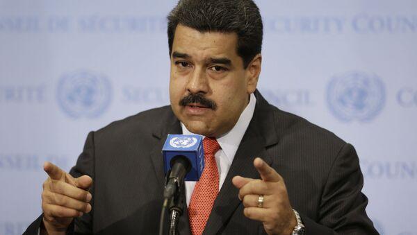 ベネズエラのマドゥーロ大統領 - Sputnik 日本