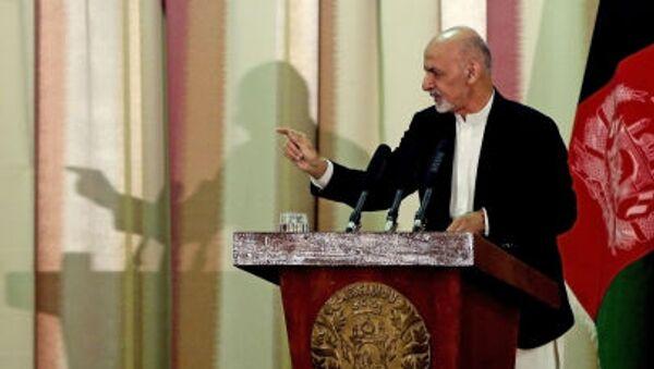 アフガニスタンのアフマザイ大統領 - Sputnik 日本