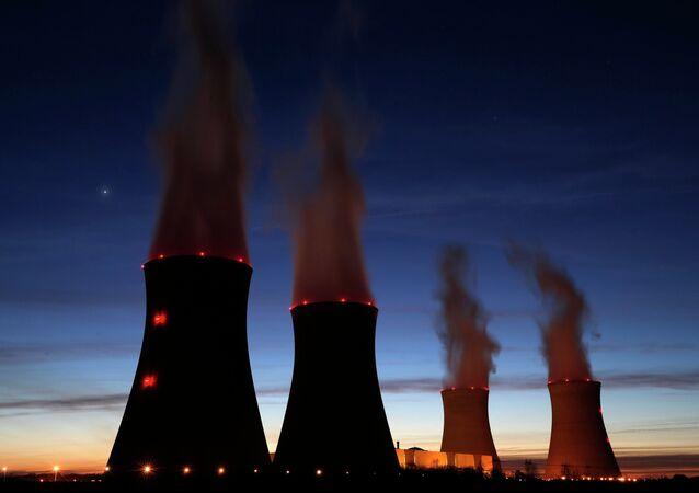 EDFエナジーの原子力発電所(フランス)