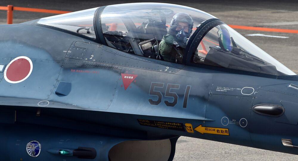 F-2A/B 戦闘機