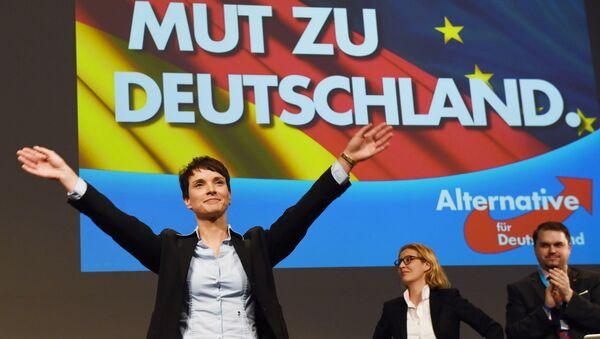 ドイツの右派政治家、移民を撃つよう呼びかけ - Sputnik 日本
