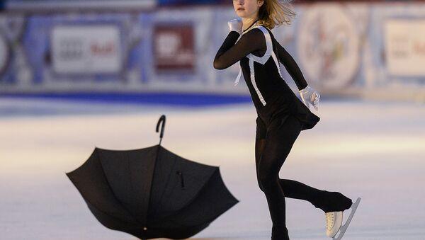 オリンピック金メダリストのユリヤ・リプニツカヤ選手 - Sputnik 日本