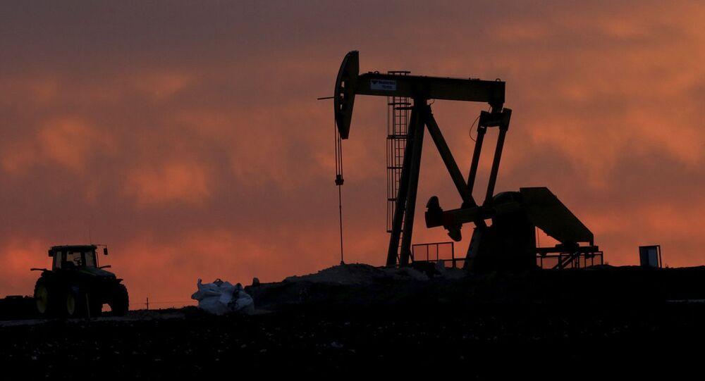 ブレント原油 去年1月以来の最高額に