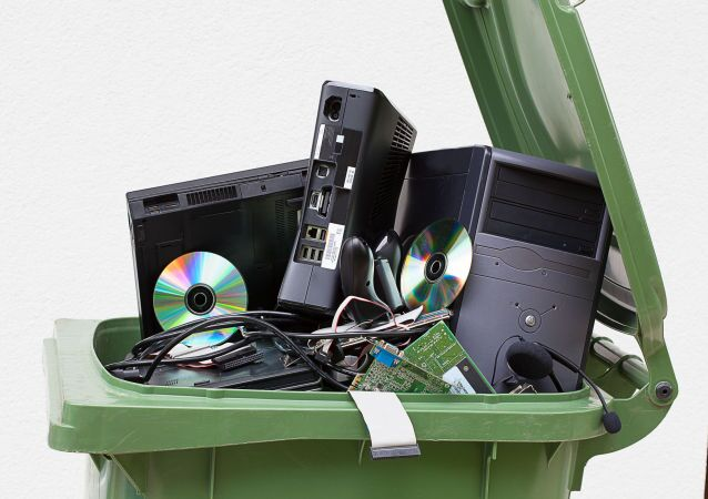 電子機器のゴミ量が万里の長城の重さに匹敵