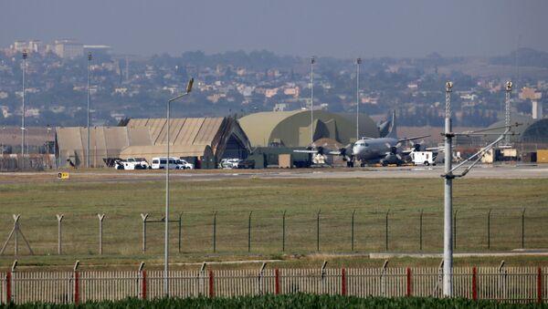 米空軍が置かれているトルコの軍基地で捜査が行われる - Sputnik 日本