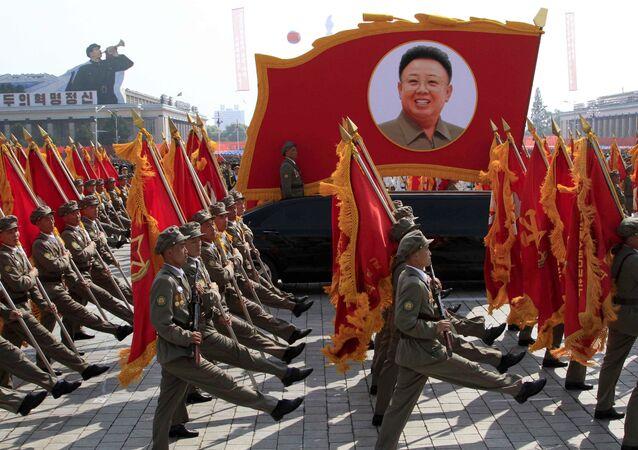 北朝鮮の宣伝サイト:潘氏の出馬意欲が荒唐無稽で愚かな夢だ
