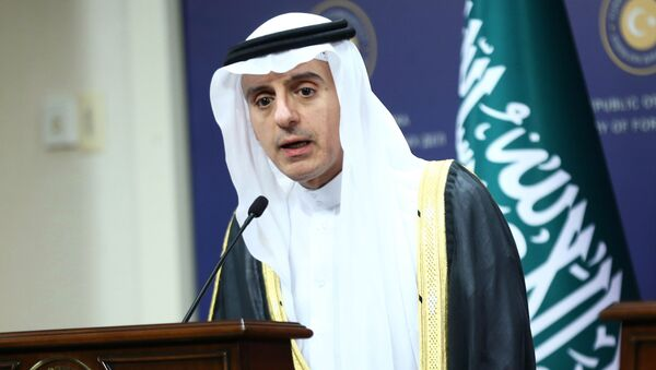 サウジアラビアのアル・ジュベイル外相 - Sputnik 日本