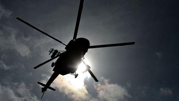ロシア国防省、シリアでMi-8ヘリ撃墜を確認 - Sputnik 日本