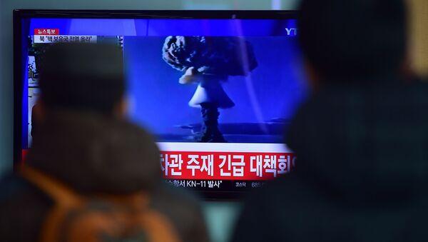 北朝鮮にしたいほうだいしていいと許可したのは米国 - Sputnik 日本