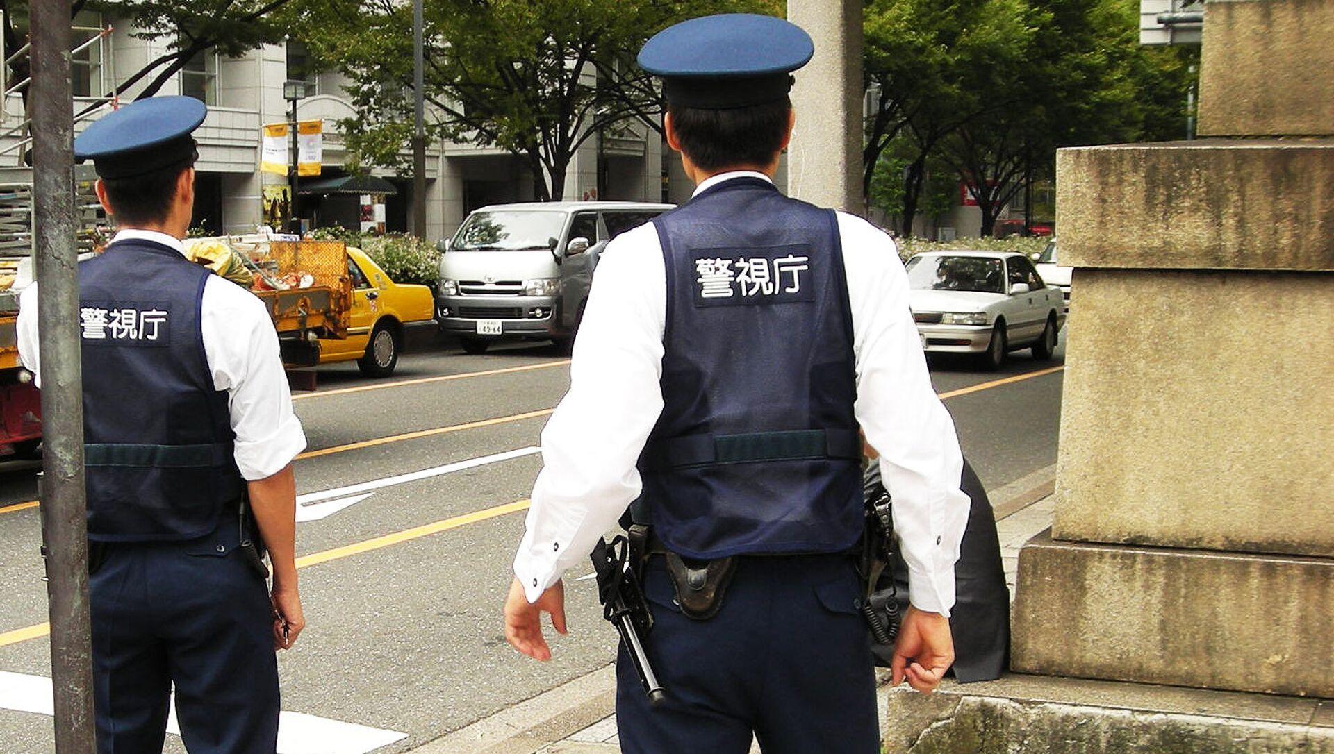 日本警察 - Sputnik 日本, 1920, 28.06.2021