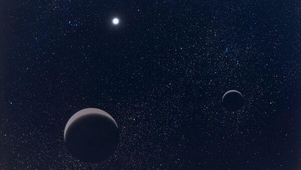冥王星とその最大の衛星であるカロン - Sputnik 日本