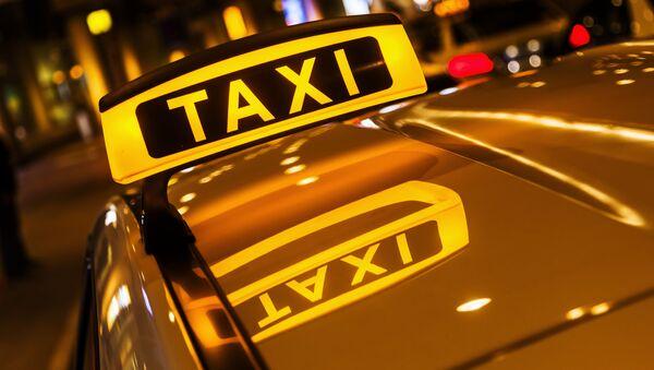 タクシー(アーカイブ写真) - Sputnik 日本