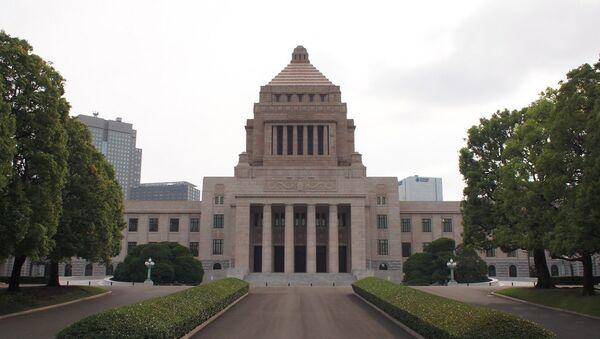 日本国会  - Sputnik 日本