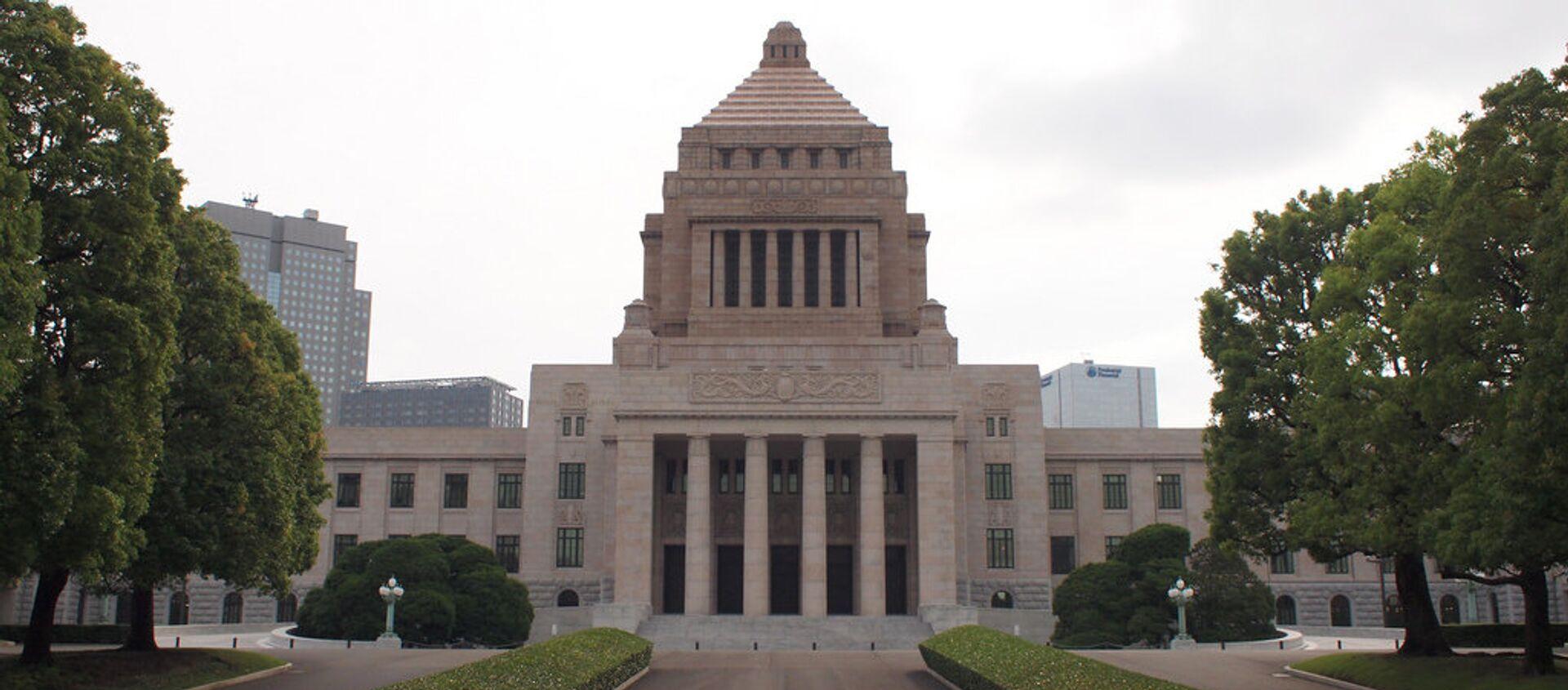 日本国会  - Sputnik 日本, 1920, 21.09.2021