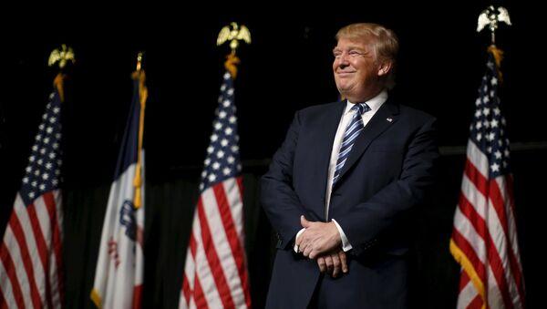 トランプ氏 ネワダ州でも勝利。共和党の「人気者」の地位を強化する - Sputnik 日本