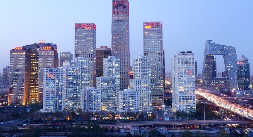 北京の景色