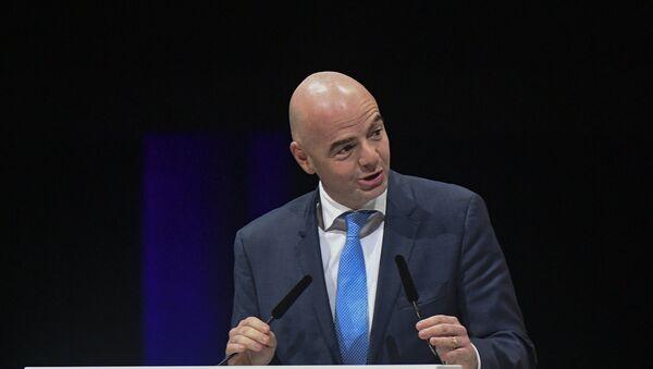 IOC  FIFAインファンティーノ会長の件で提訴される - Sputnik 日本